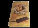 DietLine  Sport Whey proteinová tyčinka smetana  - displej