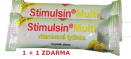 Stimulsin Multi vitaminová tyčinka 1ks - Akce 1+1 ZDARMA