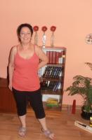 Paní Dana v roce 2014