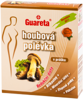 Guareta houbová polévka v prášku 1balení - 3 porce