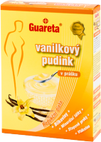 Guareta vanilkový pudink v prášku 1 balení - 3porce