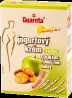 Guareta Morning Start jogurtový krém cookies s jablečnými kousky - 3 porce