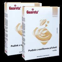 Guareta Pudink s vanilkovou příchutí  2 balení