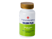 Paralékárna Kalium PLUS tob.30