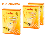 Vanilkový pudink výhodně - 2+1 ZDARMA