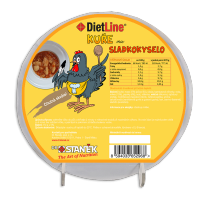 DietLine Kuře na sladkokyselo