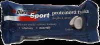 DietLine Sport proteinová tyčinka kokos 1ks