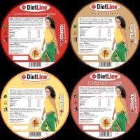 """4 jídla DietLine -""""Šťastná 13"""""""