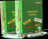 Stimulsin Multi vitaminová tyčinka - 32 ks