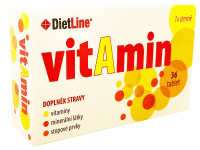 DietLine VitAmin 36tbl.